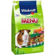 Корм для морских свинок Витакрафт Vitakraft Menu 1 кг