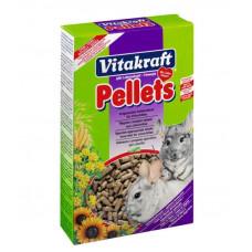 Корм для шиншилл Витакрафт Vitakraft Pellets гранулированный 1 кг