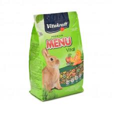 Корм для кроликов Витакрафт Vitakraft Menu 1 кг