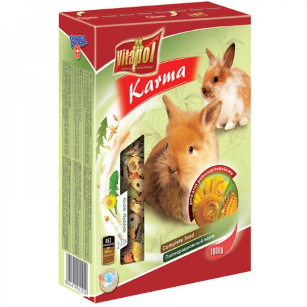 Корм для кролика Vitapol (Витапол) Menu 0.5 кг