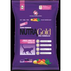 Корм для привередливых кошек Нутра Голд Nutra Gold Finicky с курицей