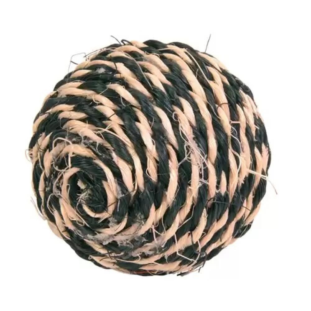 "Игрушка когтеточка для кошек ""Мячик"" 6.5 см Trixie (4075)"