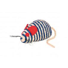 "Игрушка когтеточка для кошек ""Мышка"" 10 см Trixie (4074)"