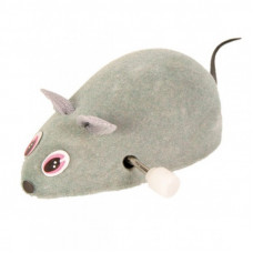 """Заводная """"Мышка"""" игрушка для кошек 7 см Trixie (4092)"""
