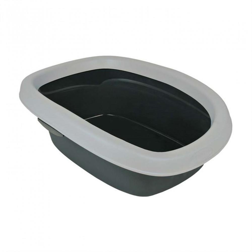 """Глубокий туалет для кошек с бортиком """"Carlo"""" (40111)"""