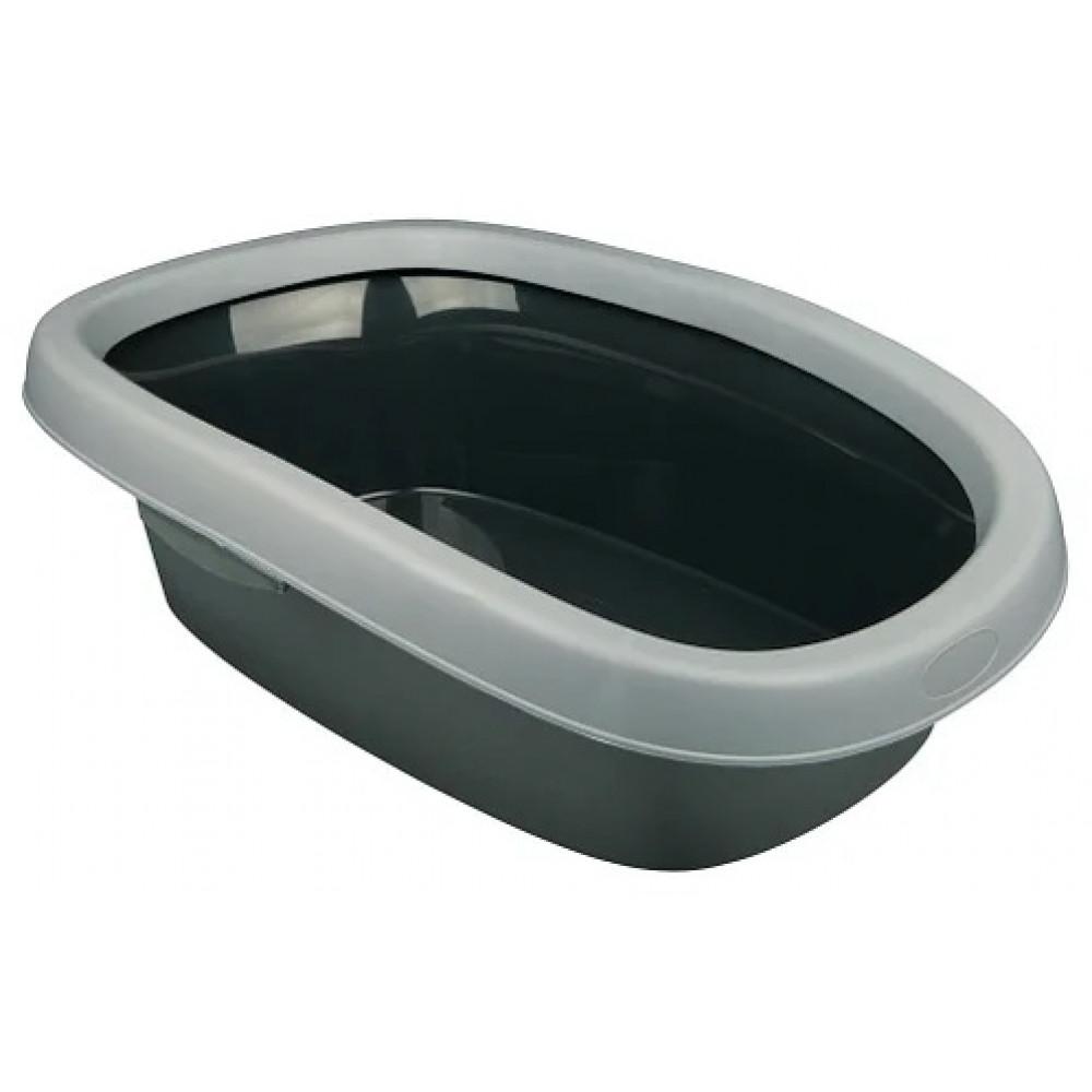 """Глубокий туалет для кошек с бортиком """"Carlo"""", большой (40121)"""
