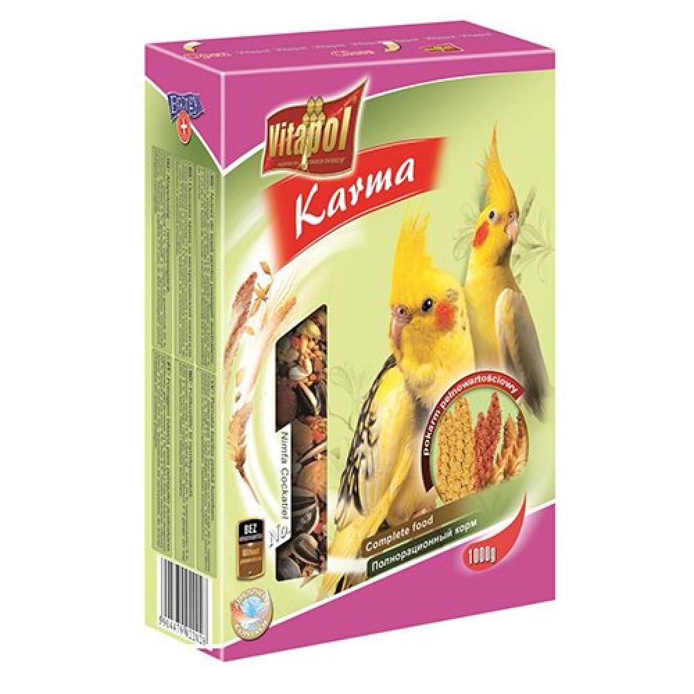 Корм для корелл и средних попугаев, Vitapol (Витапол) 2200