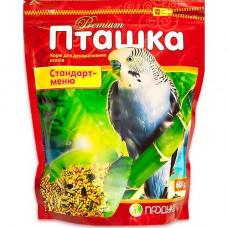 Корм для попугаев Пташка «Стандарт-меню» 0.6 кг