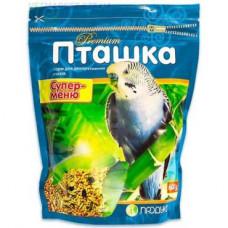Корм для попугаев Пташка «Супер-меню» 0.6 кг