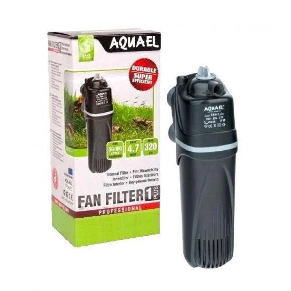 Фильтр для аквариума внутренний Aquael FAN 1 Plus (60-100 л)