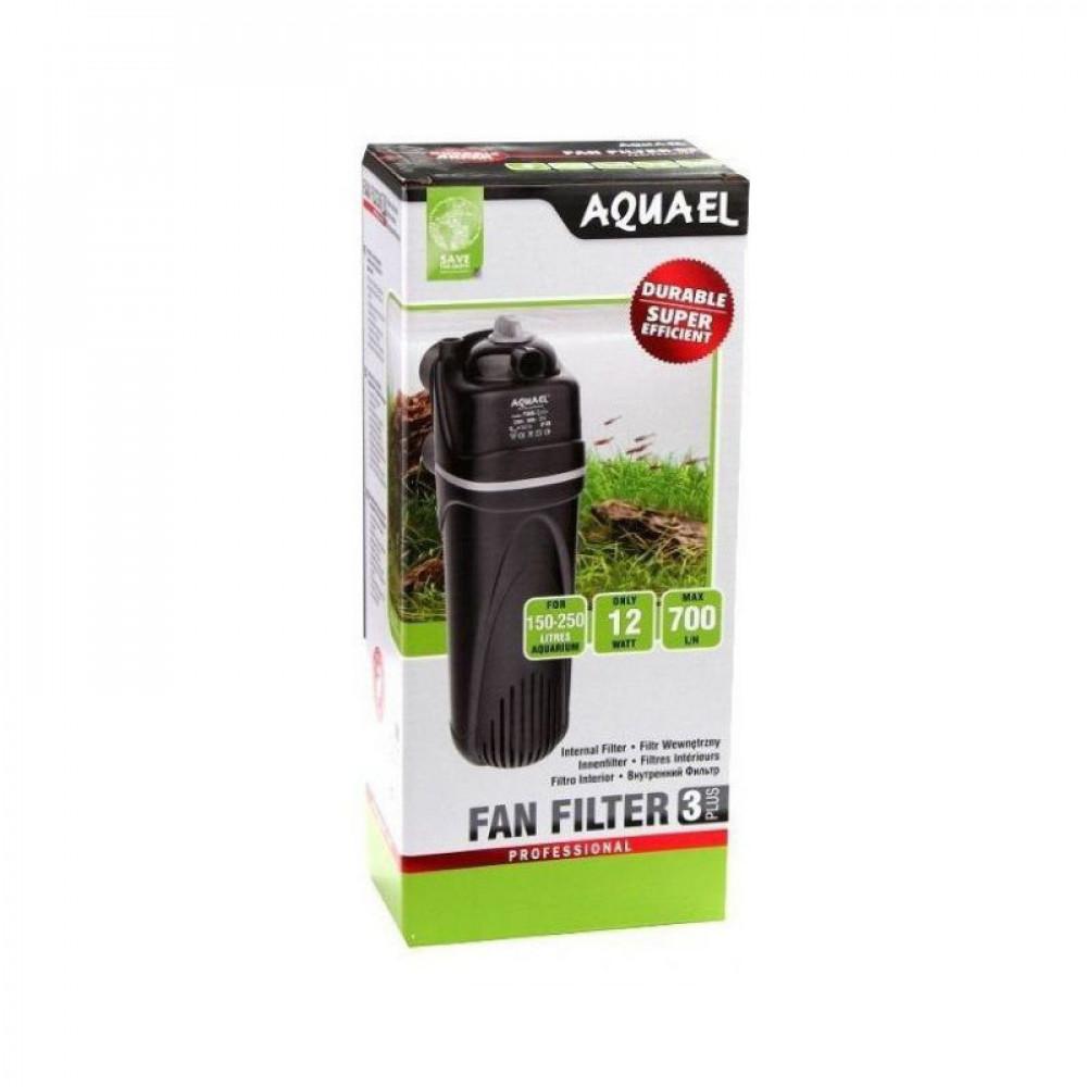 Фильтр для аквариума внутренний Aquael FAN 3 Plus (150-200 л)