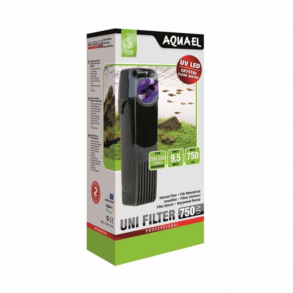 Aquael Unifilter UV 750 Фильтр для аквариума внутренний со стерилизатором