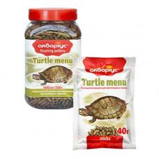 Корм для черепах, Аквариус 40 г