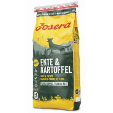 Josera Ente&Kartoffel корм для собак с уткой и картошкой15 кг