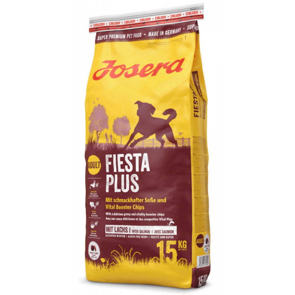 Josera Fiesta Plus корм для собак 15 кг