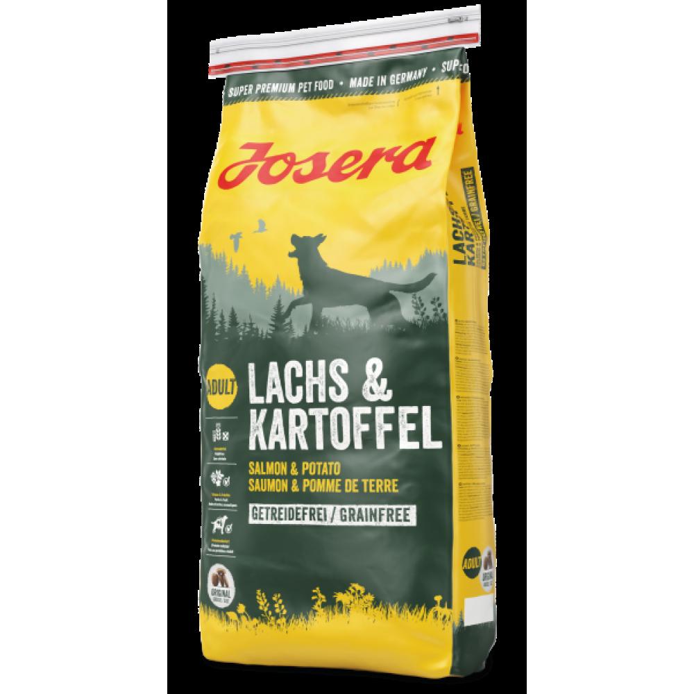 Josera Lachs & Kartoffel корм для собак с лососем и картошкой15 кг