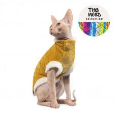 "Свитер для кота Pet Fashion ""TOM"" горчица"