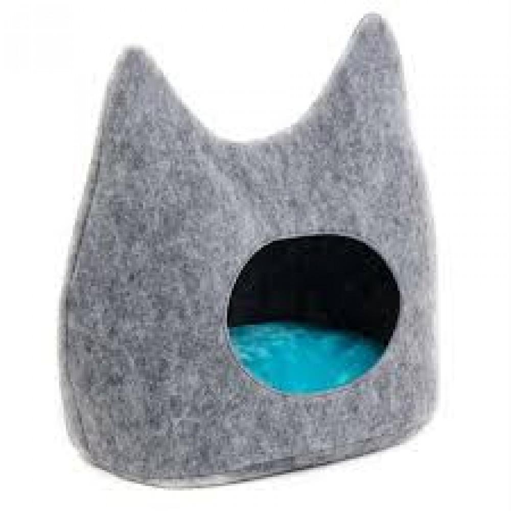 Дом-лежак для собак и кошек «Дрим» 44х28х45 см