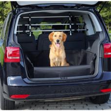 Автомобильная подстилка в багажник для собак (1314)