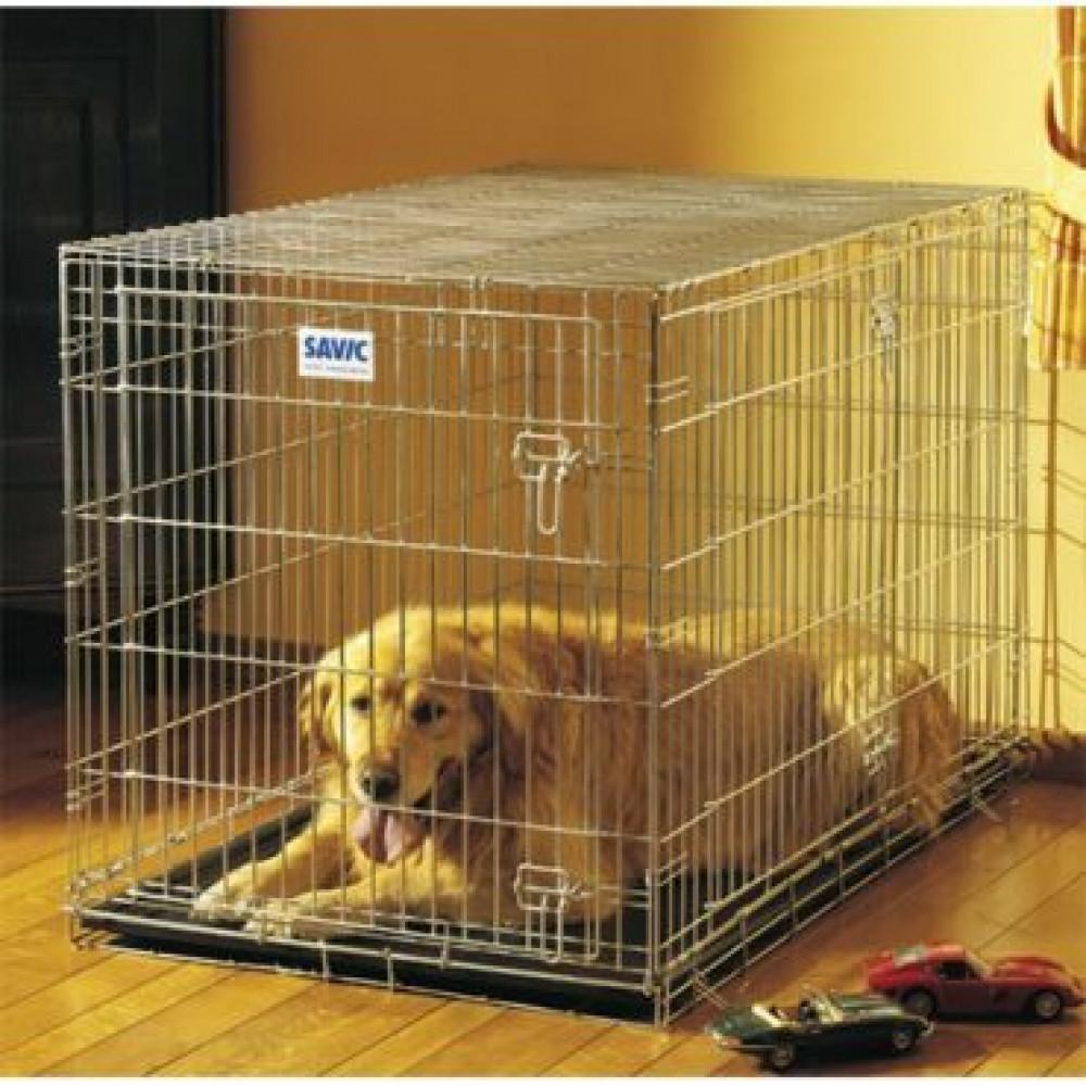 Клетка для собак DOG Residence на 2 двери 107*71*81 см, Savic