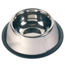 Металлическая миска для спаниеля TRIXIE 0.9 л (2488)