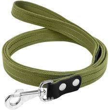 Брезентовый поводок для собаки средней породы, Collar (ширина 20 мм)