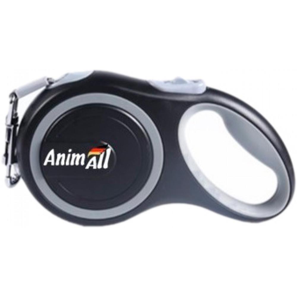 AnimAll (Энимал) рулетка поводок для собак до 50 кг
