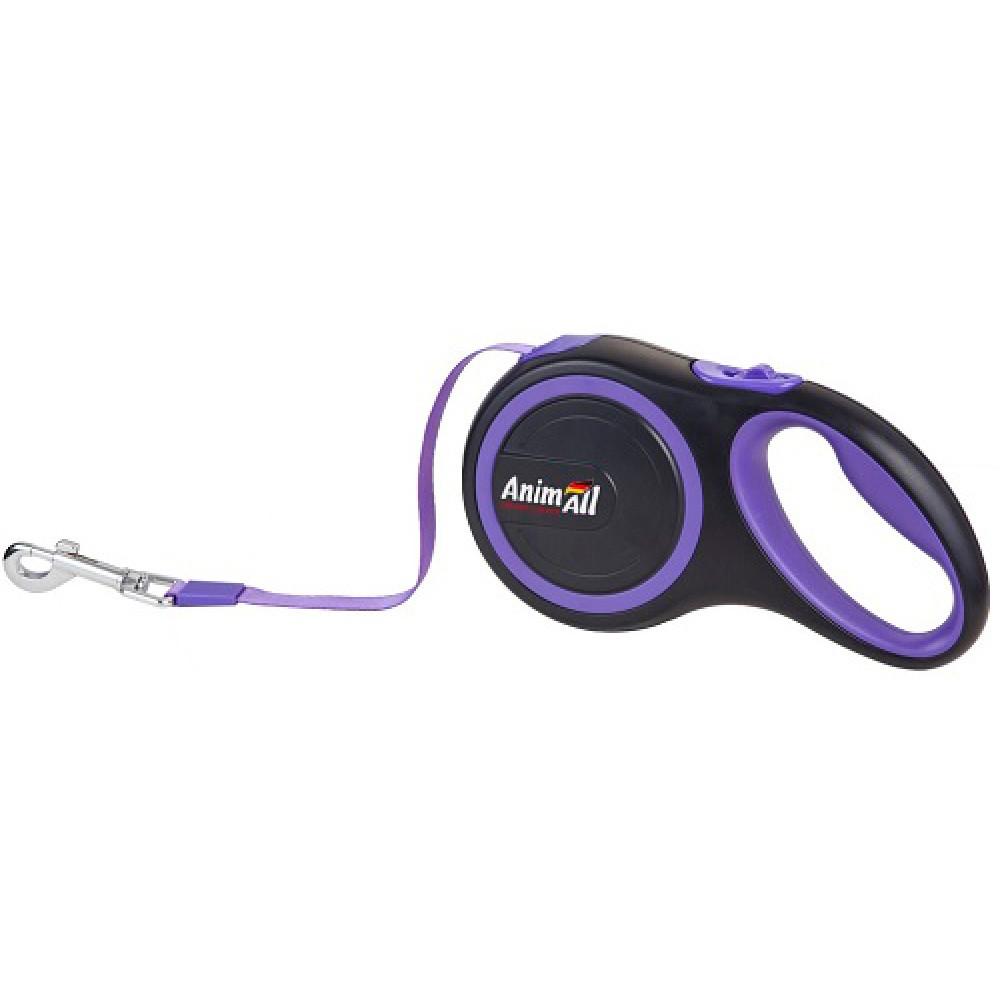AnimAll (Энимал) рулетка поводок для собак до 25 кг