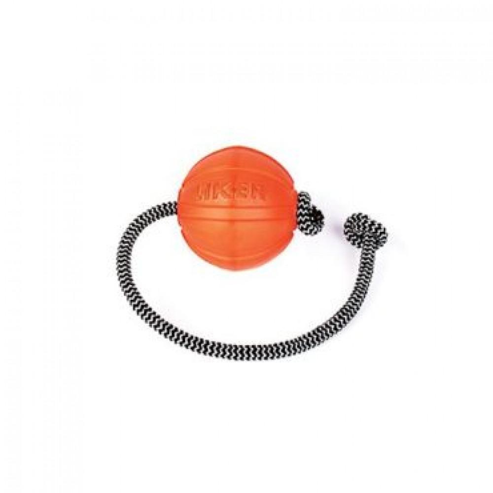 """Liker (Лайкер) мяч для собак на веревке от """"Collar"""" 7см"""