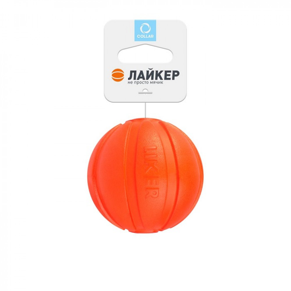 "Liker (Лайкер) Мяч для собак от ""Collar"" 9 см"