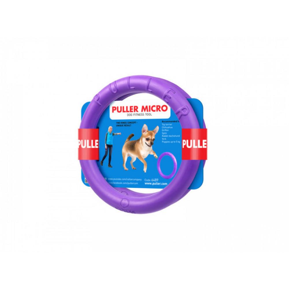 """PULLER (Пуллер) для собак MICRO (6489) тренировочный снаряд от """"Collar"""""""