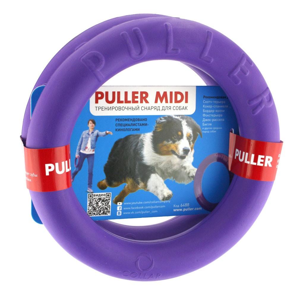 """PULLER (Пуллер) для собак MIDI (6488) тренировочный снаряд от """"Collar"""""""