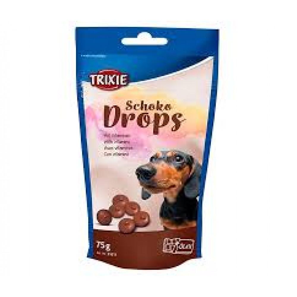 Дропсы для собак шоколадные Trixie (Трикси) 31611