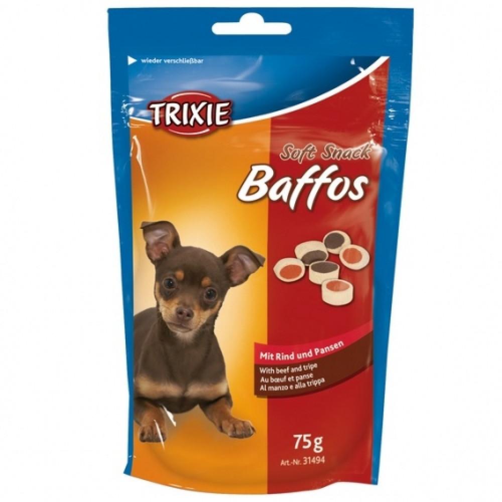 Лакомство для собак с говядиной и желудком Trixie (Трикси) Esquisita Baffos (31494)