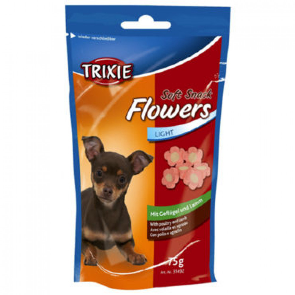 Лакомство для собак с ягненком и курицей Trixie (Трикси) Esquisita Flowers (31492)