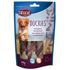 Лакомство для собак с уткой Trixie (Трикси) Premio Duckies (31538)