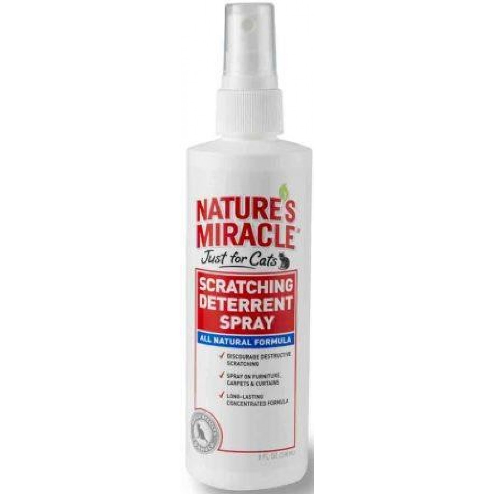 Спрей от царапания Nature's Miracle Scratching Deterrent Spray 236 мл