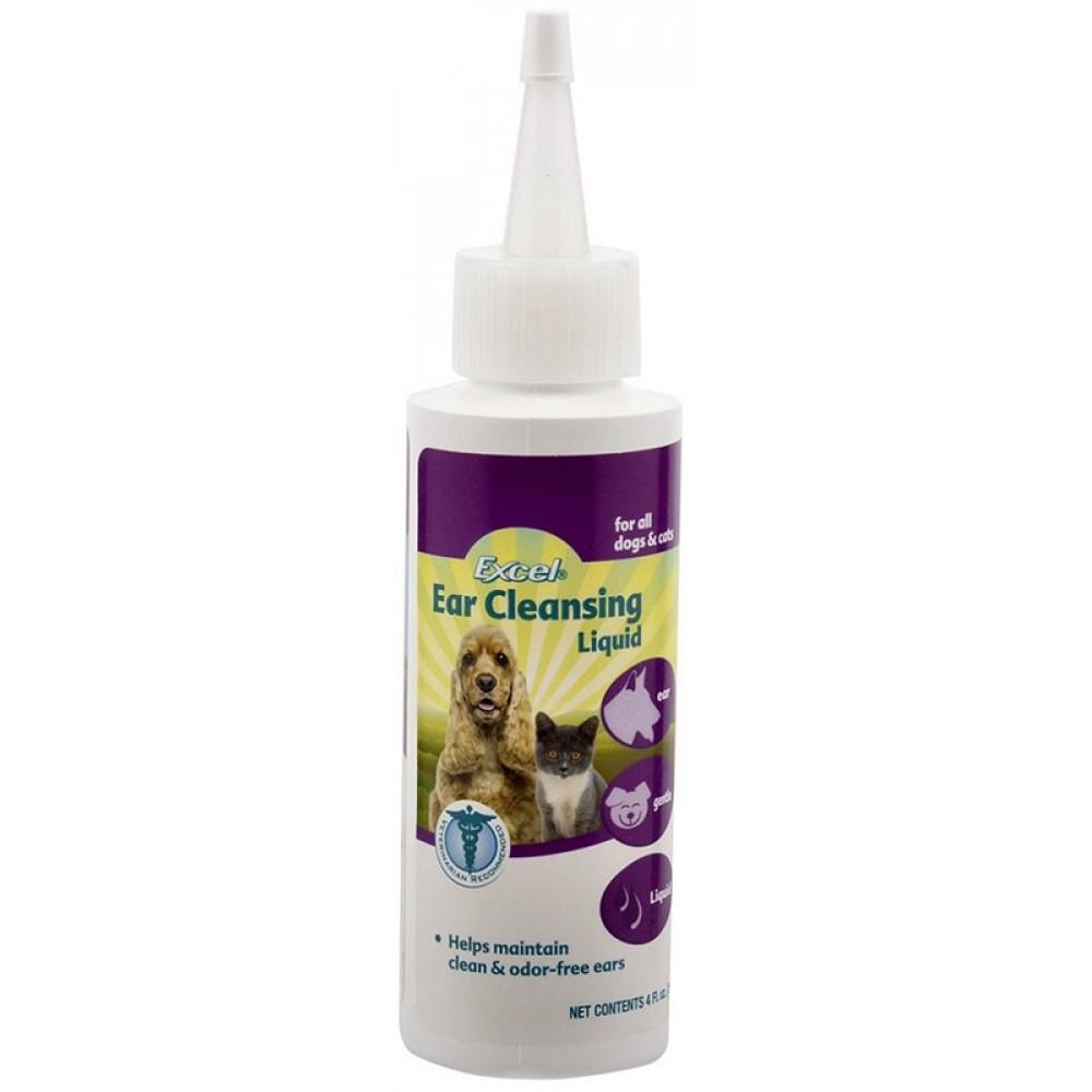 Лосьон для чистки ушей у собак и кошек 8в1(8in1) Ear Cleansing Liquid 118мл