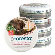 Foresto (Форесто) для собак ошейник от блох и клещей 70 см