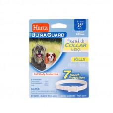 Hartz (Харц) UltraGuard Collar For Large Dogs Ошейник для собак от блох и клещей 65 см