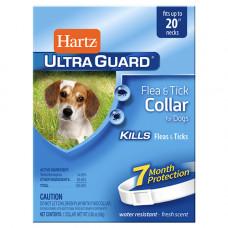 Hartz UltraGuard Flea & Tick Collar Ошейник против блох и клещей для средних собак (51см)