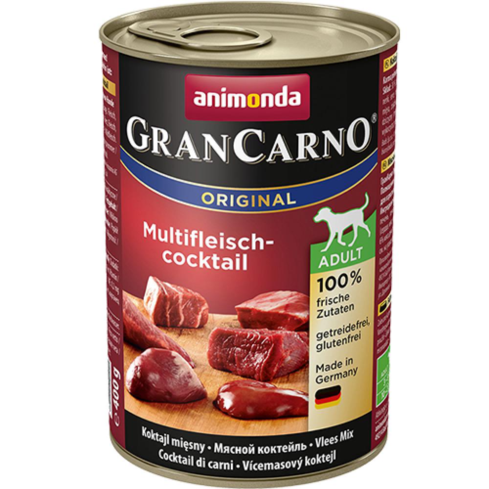 Animonda Gran Carno Консерва для собак мясной коктейль 0.8 кг