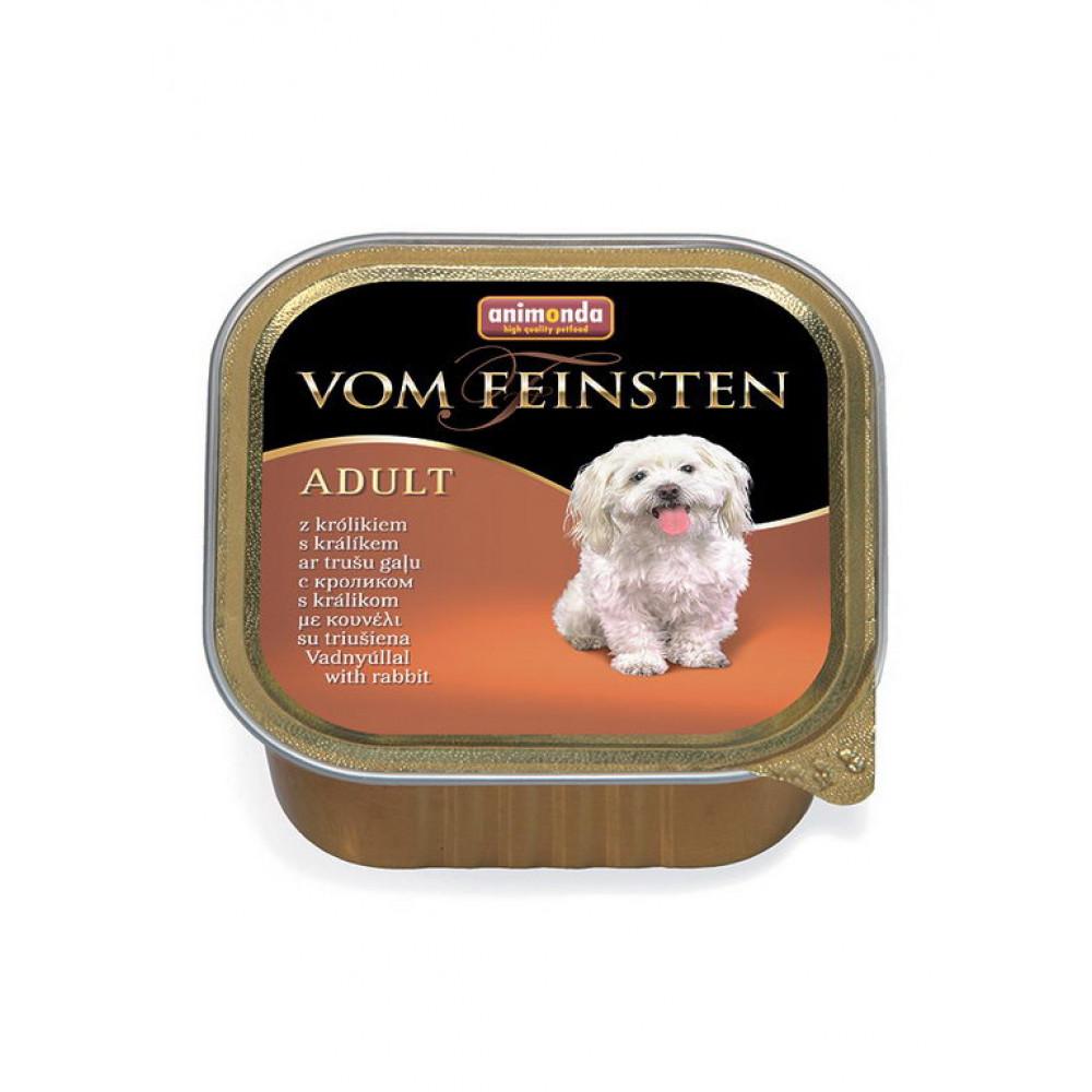 Консервы для собак Animonda Vom Feinsten с кроликом