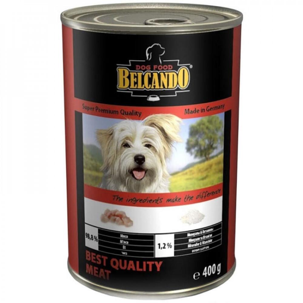 Belcando (Белькандо) Консервы для собак с отборным мясом