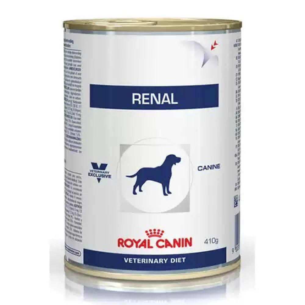 Лечебные консервы для собак Royal Canin (Роял Канин) Renal
