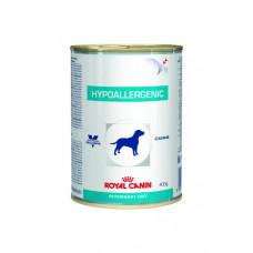 Лечебные консервы для собак Royal Canin (Роял Канин) Hypoallergenic 0.4 кг