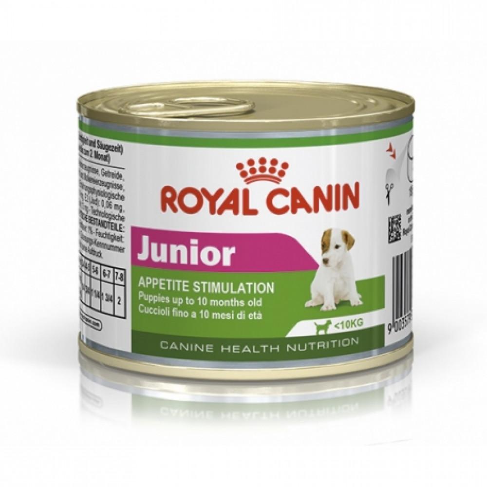 Консервы Роял Канин (Royal Canin) Junior для щенков мелких пород