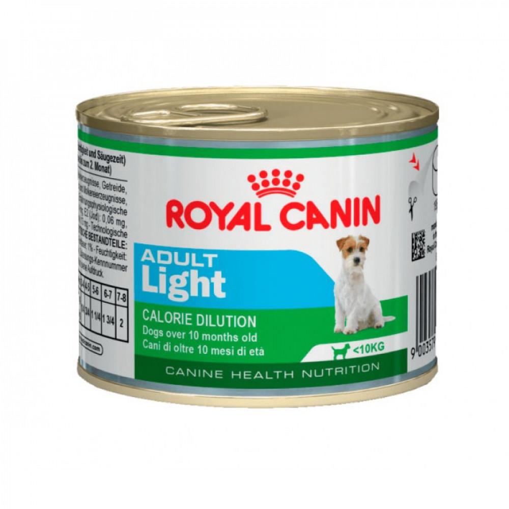 Консервы Роял Канин (Royal Canin) Adult Light для мелких собак склонных к полноте