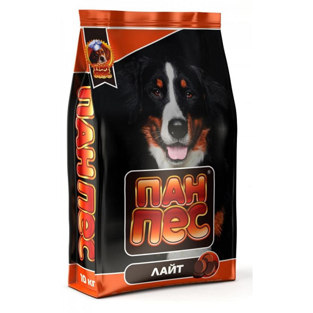 "Корм для собак Пан Пес ""Лайт"" 10 кг"