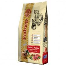 Корм для собак Ройчер ягненок, рис 7.5 кг